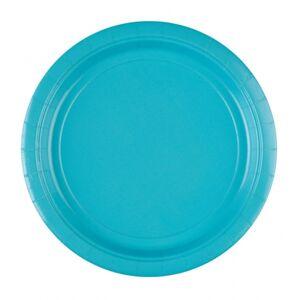 Amscan Taniere modré 8 ks