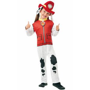 Rubies Detský kostým Tlapková hliadka - Marshall Veľkosť - deti: S