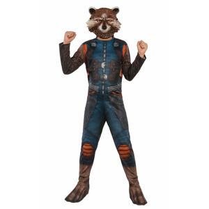 Rubies Detský kostým Rocket (Strážcovia galaxie) Veľkosť - deti: S