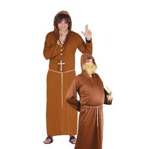 Guirca Kostým mnícha Veľkosť - dospelý: L