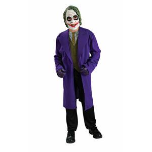 Rubies Kostým Joker - detský Veľkosť - deti: S