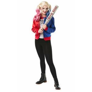 Rubies Detská Bunda a tričko Harley Quinn