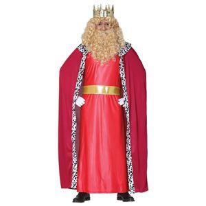 Guirca Pánský kostým - Kráľ červený Veľkosť - dospelý: L