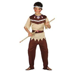 Guirca Kostým Indiána Cherokee Veľkosť - deti: S