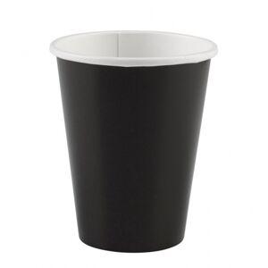 Amscan Poháre čierne 8 ks