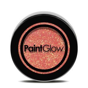 PGW UV Glitter Farba na tvár - rôzne farby Farba: oranžová