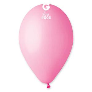 Gemar Balónik pastelový ružový 26 cm