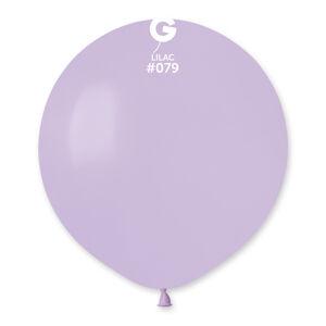 Gemar Balón pastelový liliový 48 cm