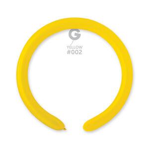 Gemar Tvarovací balónik žltý