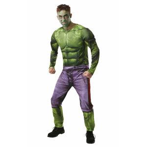 Rubies Kostým Hulk Veľkosť - dospelý: XL