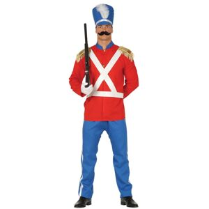 Guirca Kostým Britská stráž Veľkosť - dospelý: L