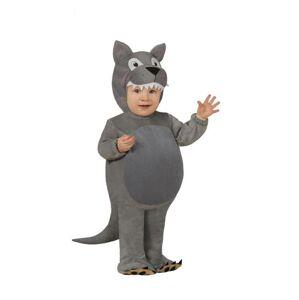 Guirca Detský kostým pre najmenších - Malý Vlk Veľkosť.: 6 - 12 mesiacov