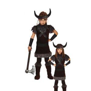 Guirca Detský kostým - Vikingské dievča Veľkosť - deti: M