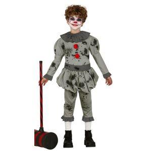 Guirca Detský kostým - Zlý Klaun chlapec Veľkosť - deti: S