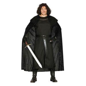 Guirca Pánsky kostým - Jon Snow Veľkosť - dospelý: L