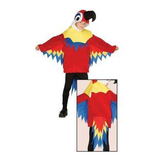 Guirca Detský kostým - Papagáj Veľkosť - deti: XL