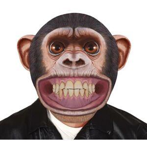 Guirca Gigantická maska Šimpanz