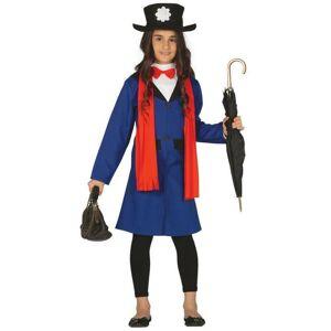 Guirca Detský kostým - Mary Poppins Veľkosť - deti: L