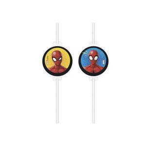 Procos Slamky s motívom Spiderman 4 ks