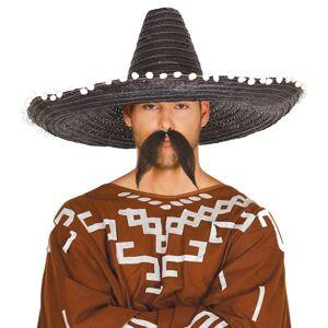 Guirca Sombrero 60cm Farba: čierna