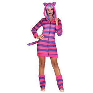 Guirca Dámsky kostým - Pruhovaná mačka Veľkosť - dospelý: M