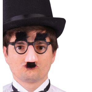 Guirca Rafinovaný nos s okuliarmi