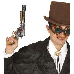 Guirca Zbraň v štýle Steampunk 30 cm
