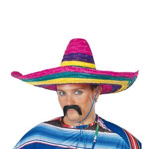 Guirca Sombrero farebné - 50cm