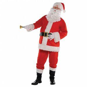 Amscan Pánsky kostým - Santa Claus (klasik) Veľkosť - Dospelí: S
