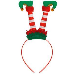 Amscan Vianočná čelenka - Elfové nohy