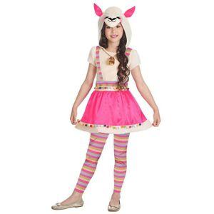 Amscan Detský kostým - Lama Veľkosť - deti: M