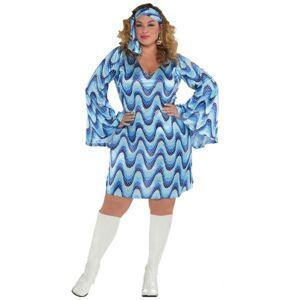 Amscan Dámsky kostým - Disco lady