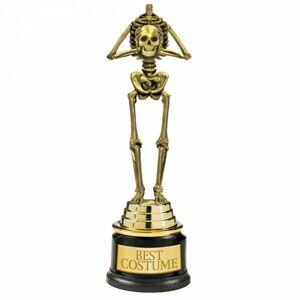 Amscan Trofej - Ocenenie za najlepší kostým