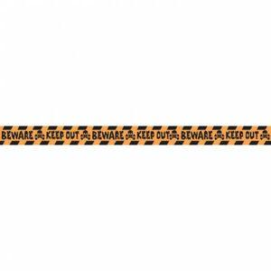 Amscan Výstražná páska zákaz vstupu - Keep out 30,48 m 1 ks