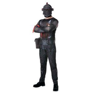 Rubies Pánsky kostým - Black Knight Fortnite Veľkosť - Dospelí: M