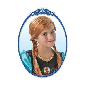 Rubies Detská parochňa Anna (Frozen)