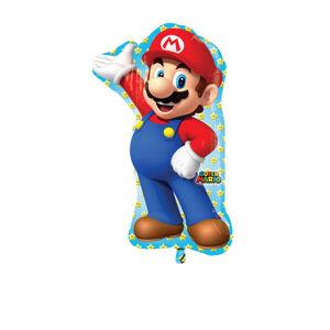 Amscan Fóliový balón - Super Mário