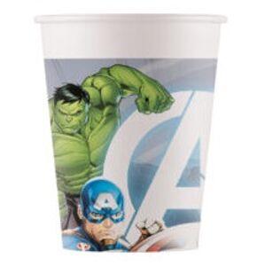 Procos Kvalitné kompostovateľné poháre - Avengers