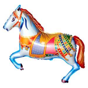 BP Fóliový balón - cirkusový kôň