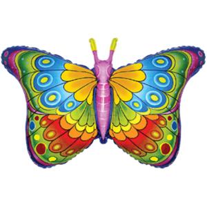 BP Fóliový balón - motýľ