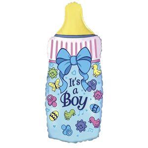 BP Fóliový balón - Fľaša Je to chlapec