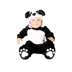 Guirca Kostým Panda Veľkosť.: 12 - 24 mesiacov