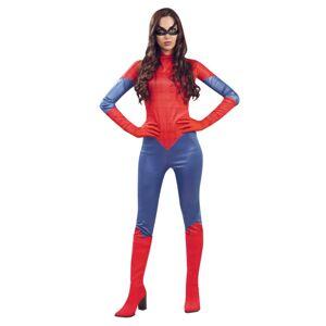 Guirca Kostým ženy Spidermana Veľkosť - dospelý: L