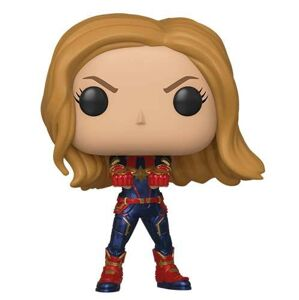 Figúrka Funko POP Avengers Endgame - Captain Marvel