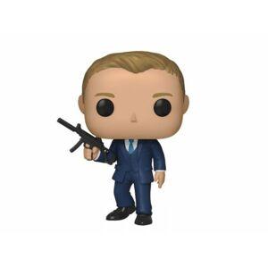 Figúrka Funko POP Movies James Bond-Daniel Craig (Quantum of Solace)