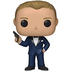 Figúrka POP Movies James Bond - Daniel Craig (Casino Royale)