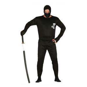 Guirca Ninja kostým Veľkosť - dospelý: L