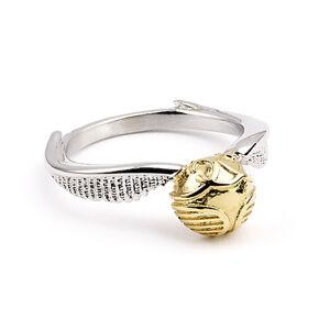 Carat Shop Prsteň Harry Potter - Zlatá strela Veľkosť prsteňa: S