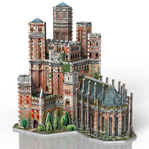 3D Wrebbit Puzzle Hra o tróny - The Red Keep