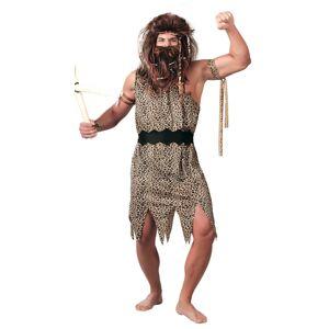 Guirca Kostým Jaskynný muž Veľkosť - dospelý: L